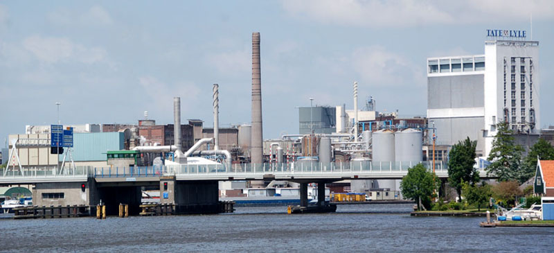 Industrielandschap