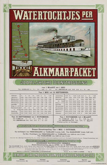 Alkmaar Packet